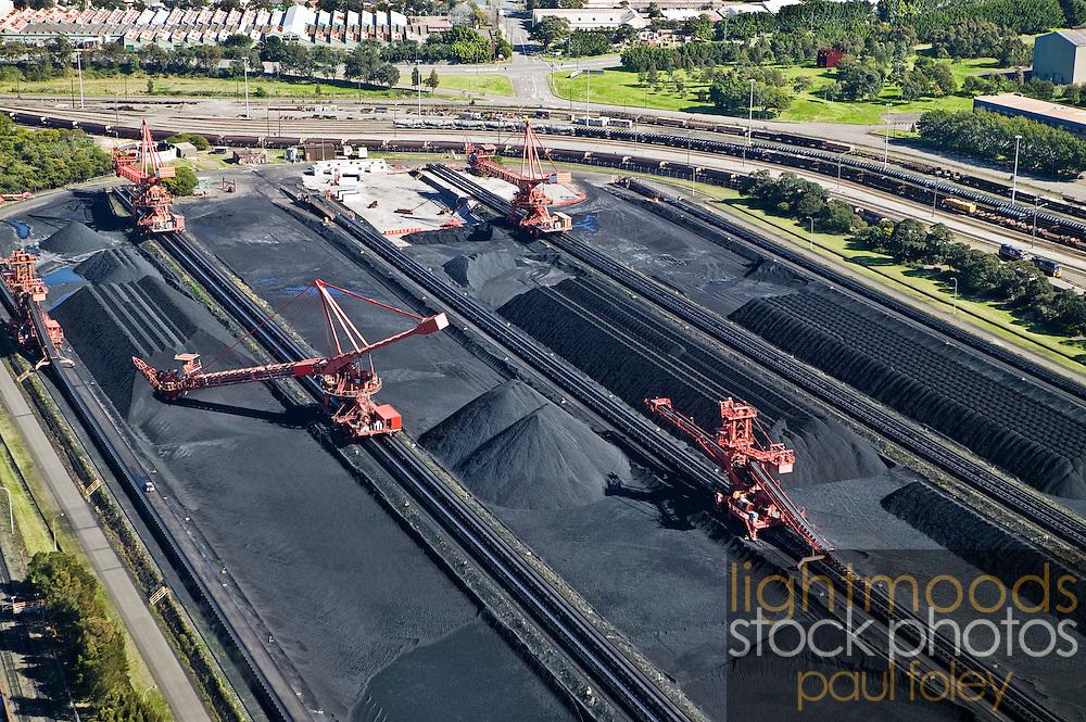 Coal Loading Facilities, Newcastle, NSW, Australia