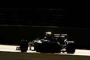 February 20, 2013 - Barcelona Spain. Kimi Raikkonen, Lotus F1 Team  during pre-season testing from Circuit de Catalunya.
