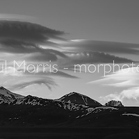 This version is watermarked, contact us to license and clean version. Panorama landscape of New Zealand