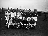 1960 - Interprovincial Mens Hockey: Munster v Leinster