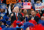 20081020 - John McCain Campaigns In Kansas City