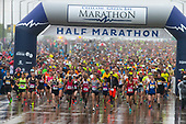 Full and Half Marathon