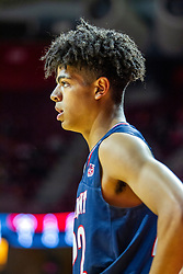 NORMAL, IL - November 06:  Ben Sheppard during a college basketball game between the ISU Redbirds and the Belmont Bruins on November 06 2019 at Redbird Arena in Normal, IL. (Photo by Alan Look)