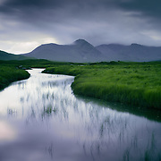 Rannoch moor, Highlands, Scotland.<br />