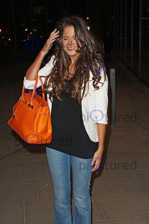 LONDON - April 05: Binky Felstead at the Made in Chelsea - Series 5, Episode 1 Screening (Photo by Brett D. Cove)