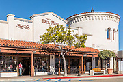 Plaza Del Mar on Del Mar Street and Ola Vista