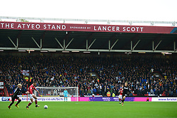 Bristol Energy advertising - Mandatory by-line: Dougie Allward/JMP - 21/10/2017 - FOOTBALL - Ashton Gate Stadium - Bristol, England - Bristol City v Leeds United - Sky Bet Championship