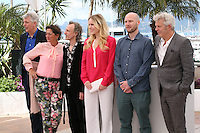 Director and cast at the Borgman film photocall at the Cannes Film Festival Sunday 19th May 2013