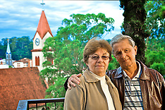 Ângelo e Vilma Ana Guaraldo