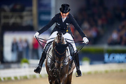 Dorothee Schneider - Showtime FRH<br /> FEI European Championships 2019<br /> © DigiShots