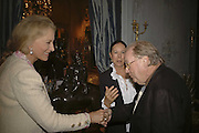Princess Michael of Kent, Lynn rothman and Lord McCalpine, The opening  day of the Grosvenor House Art and Antiques Fair.  Grosvenor House. Park Lane. London. 14 June 2006. ONE TIME USE ONLY - DO NOT ARCHIVE  © Copyright Photograph by Dafydd Jones 66 Stockwell Park Rd. London SW9 0DA Tel 020 7733 0108 www.dafjones.com