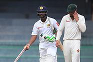 Sri Lanka v Zimbabwe Tour - July 2017