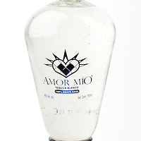 Amor Mio blanco -- Image originally appeared in the Tequila Matchmaker: http://tequilamatchmaker.com