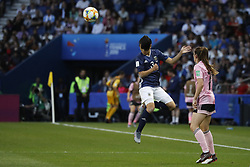 Argentina's Eliana Stabile during the FIFA Women's soccer World Cup 2019 Group D match, Scotland v Argentina at Parc des Princes stadium in Paris, France on June 19, 2019. Scotland and Argentina drew 3-3. Photo by Henri Szwarc/ABACAPRESS.COM
