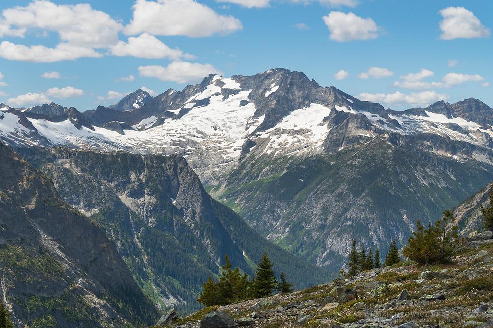 Mount Logan North Cascades National Park Washington