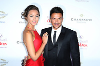 Peter Andre and Emily MacDonagh, Butterfly Ball, Grosvenor House Hotel, London, UK, 13 June 2019, Photo by Richard Goldschmidt