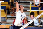 FIU Volleyball vs UALR (Sept 21 2012)