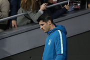Alvaro Morata of Atletico de Madrid before the UEFA Champions League, round of 16, 1st leg football match between Atletico de Madrid and Juventus on February 20, 2019 at Wanda metropolitano stadium in Madrid, Spain - Photo Oscar J Barroso / Spain ProSportsImages / DPPI / ProSportsImages / DPPI
