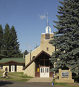 St. Michael Church, Iron River. Photo by Sam Lucero&amp;#xA;<br />