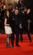France, Jean-Hugues Anglade arrive à la cérémonie des César 2014, Paris, Théatre du Chatelet
