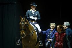 Werth Isabell, GER, Emilio<br /> Indoor Brabant 2018<br /> © Sharon Vandeput<br /> 9/03/18