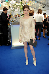 Anna Kendrick at the Glamour Women Of The Year Awards held in Berkeley Square, London on 8th June 2010.