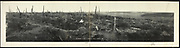 World War I Panoramas <br /> <br /> These long panoramic photographs show U. S. military personnel and camps, patriotic parades, and European battlefields and cemeteries related to WWI.<br /> <br /> PHOTO SHOWS: No Mans Land, Flanders Field, France, 1919 <br /> &copy;Library of Congress/Exclusivepix Media