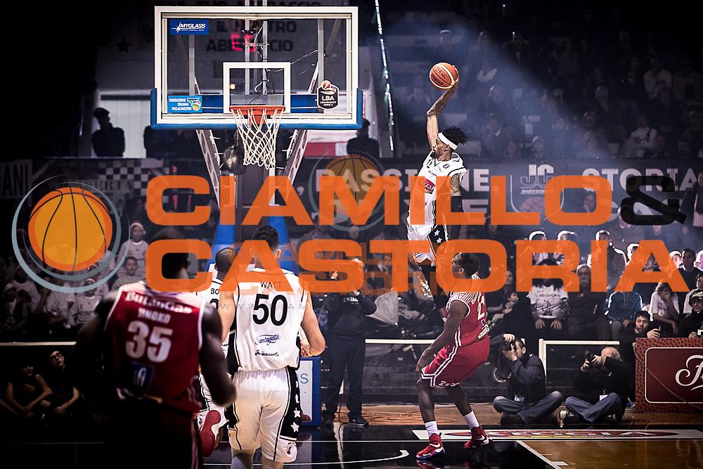 Raphiael Putney<br /> Pasta Reggia Juve Caserta - Consultinvest Victoria Libertas Pesaro<br /> Lega Basket Serie A 2016/2017<br /> Caserta 18/12/2016<br /> Foto Ciamillo-Castoria