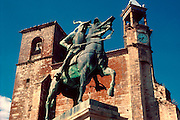 SPAIN, AGE OF DISCOVERY, TRUJILLO birthplace of Conquistador Francisco Pizarro