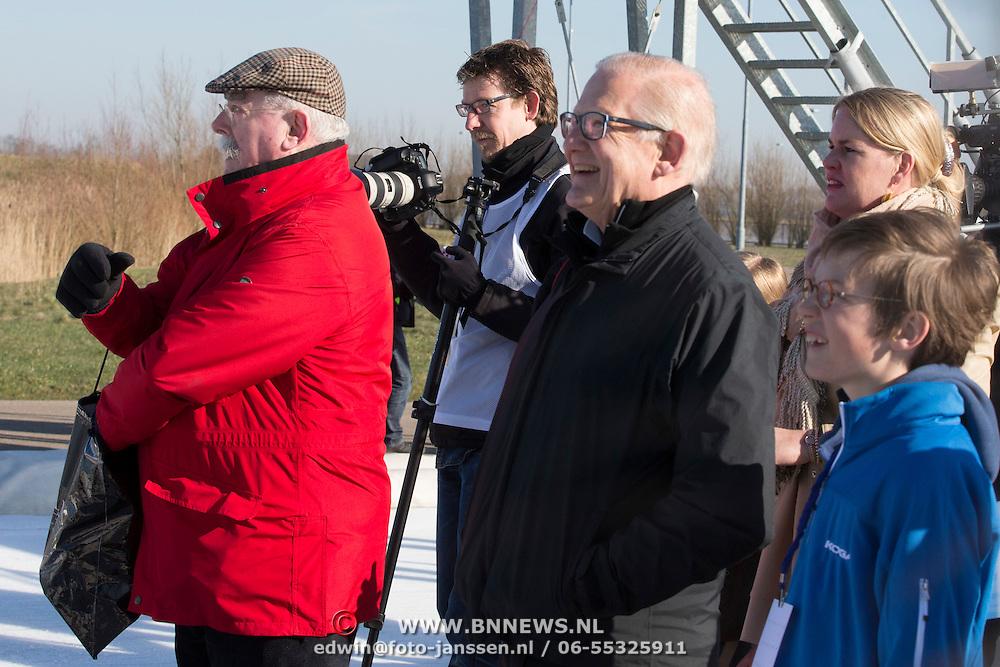 NLD/Biddinghuizen/20150308 - De Hollandse 100 by Lymph & Co, Mr. Pieter van Vollenhoven en kleinzoon
