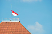 Mourning of Mr Lee Kuan Yew