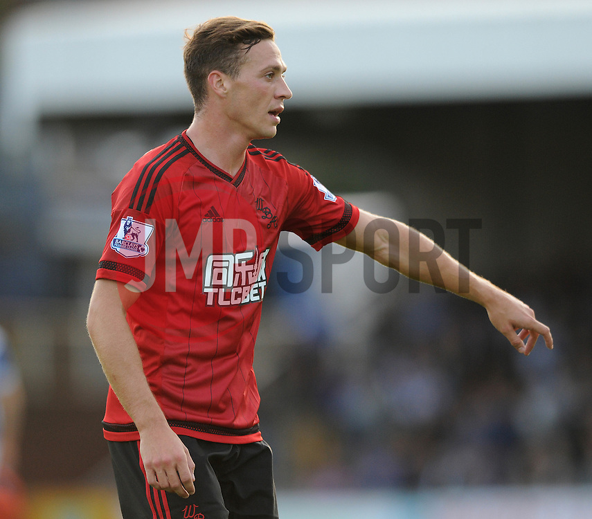 James Chester of West Brom - Mandatory byline: Dougie Allward/JMP - 07966386802 - 31/07/2015 - FOOTBALL - Memorial Stadium -Bristol,England - Bristol Rovers v West Brom - Phil Kite Testimonial Match