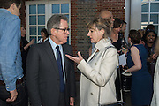 LORD BROWN; AMANDA LEVETTE, Party  to celebrate Julia Peyton-Jones's  25 years at the Serpentine. London. 20 June 2016