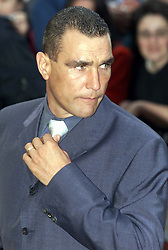 Vinnie Jones during the Gone in 60 Seconds European Premiere, July 26, 2000. Photo by Andrew Parsons / i- Images...