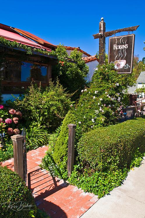 Robin's Restaurant, Cambria, California