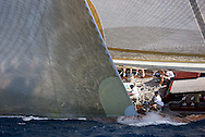 08_021605 © Sander van der Borch. Porto Cervo,  2 September 2008. Maxi Yacht Rolex Cup 2008  (1/ 6 September 2008). Day 2.