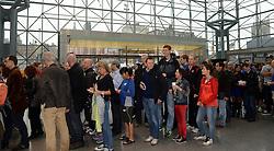 01-11-2013 ALGEMEEN: BVDGF NY MARATHON: NEW YORK
