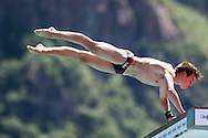 COOPER Zachary USA<br /> Bolzano, Italy <br /> 22nd FINA Diving Grand Prix 2016 Trofeo Unipol<br /> Diving<br /> Men's 10m platform preliminaries <br /> Day 02 16-07-2016<br /> Photo Giorgio Perottino/Deepbluemedia/Insidefoto