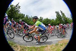 Pavlic Marko of Slovenia during Stage 1 of 23rd Tour of Slovenia 2016 / Tour de Slovenie from Ljubljana to Koper/Capodistria (177,8 km) cycling race on June 16, 2016 in Slovenia. Photo by Vid Ponikvar / Sportida
