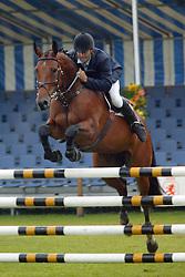 706-Ralvesther-Moerings Geert<br /> KWPN Paardendagen 2005<br /> Photo © Hippo Foto