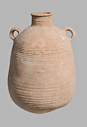 A Roman terra-cotta storage jar 1st-2nd century CE 51 cm high