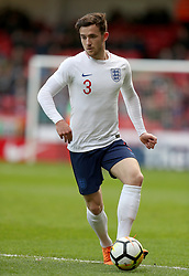 England U21's Ben Chilwell during the UEFA European U21 Championship Qualifying, Group 4 match at Bramall Lane, Sheffield. PRESS ASSOCIATION Photo. Picture date: Tuesday March 27, 2018. See PA story SOCCER England U21. Photo credit should read: Mike Egerton/PA Wire. RESTRICTIONS: Use subject to FA restrictions. Editorial use only. Commercial use only with prior written consent of the FA. No editing except cropping.