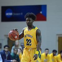 Men's Basketball: Methodist University Monarchs vs. Roanoke College Maroons