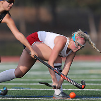 BVAL Girls Field Hockey Game at Westmont High School, Campbell CA on 8/23/18. (Photograph by Bill Gerth)