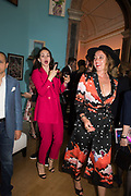 YULIA BOLGOVA, Royal Academy Summer Exhibition party. Burlington House. Piccadilly. London. 6 June 2018