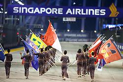 September 18, 2016 - Singapur, Singapur - Motorsports: FIA Formula One World Championship 2016, Grand Prix of Singapore, (Credit Image: © Hoch Zwei via ZUMA Wire)