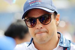 23.07.2015, Hungaroring, Budapest, HUN, FIA, Formel 1, Grand Prix von Ungarn, Vorberichte, im Bild Felipe Massa (Williams F1 Team/Mercedes) // during the preperation of the Hungarian Formula One Grand Prix at the Hungaroring in Budapest, Hungary on 2015/07/23. EXPA Pictures © 2015, PhotoCredit: EXPA/ Eibner-Pressefoto/ Bermel<br /> <br /> *****ATTENTION - OUT of GER*****