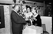 1962 - Edward Dillon and Co Ltd., stand at the French Food and Wine Exhibition