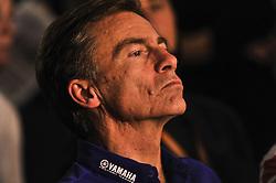 September 22, 2017 - Alcaniz, Spain - Lin Jarvis Yamaha Motor Racing, Managing Director during press conference of Aragon Motogp (Credit Image: © Gaetano Piazzolla/Pacific Press via ZUMA Wire)