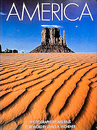 AMERICA introduction by James Michener, (Rizzoli, 1990)<br />